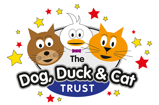 Dog, Duck and Cat Trust Logo