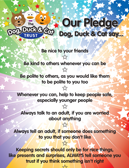 Link to Our Pledge