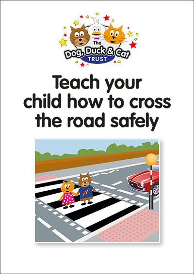 Link to storybook: Teach Your Child How to Cross the Road Safely