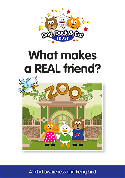 Link to storybook: What makes a real friend?