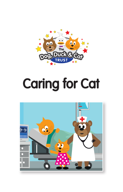 Link to storybook: Caring for Cat