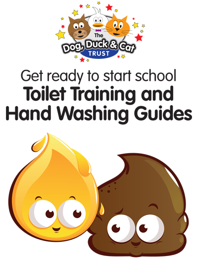 Link to storybook: Get ready to start school - Nappies and Toilets