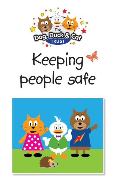 Link to storybook: Keeping people safe