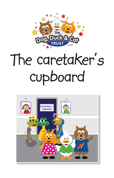 Link to storybook: The Caretakers Cupboard